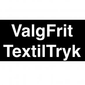 Valgfrit textiltryk