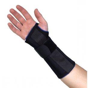 Håndledsbandager og skinner